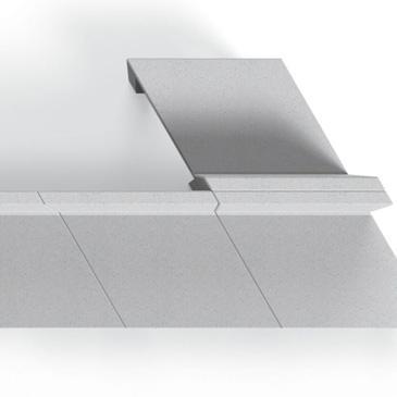Isometrica modular monolithic sea