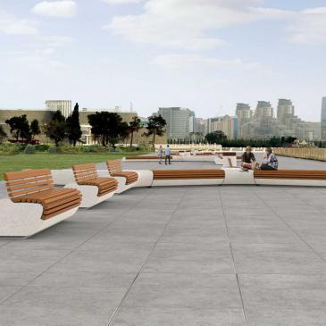 Lorenz modular bench