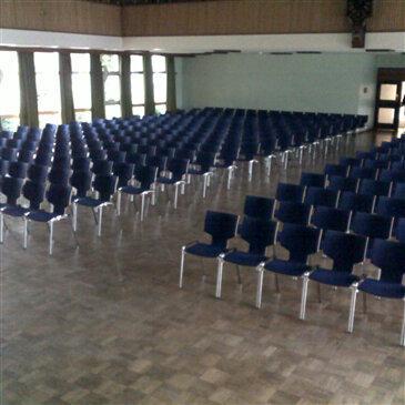Lynx Church Chair