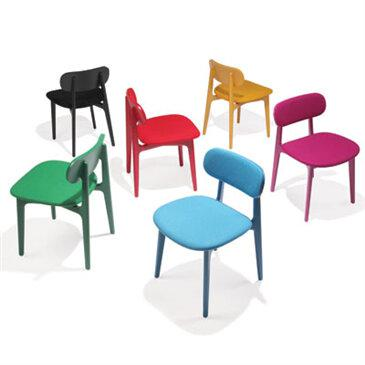 PLC cafe chair