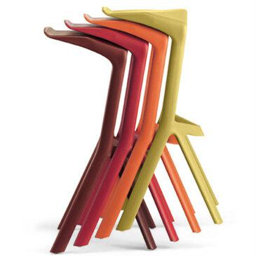 miura barstool working environments. Black Bedroom Furniture Sets. Home Design Ideas