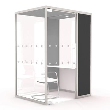 Qube Meeting Pods
