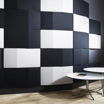 Triline Wall Acoustic