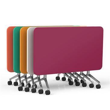 UR folding table coloured