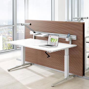 Canvaro STS height adjustable desks