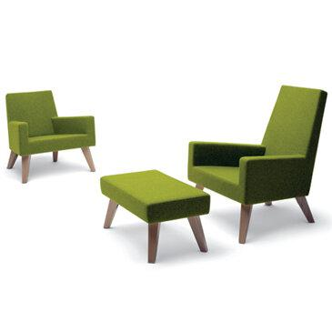HM44 chair, by Alexander Taylor.