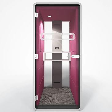 Hush Phone booth