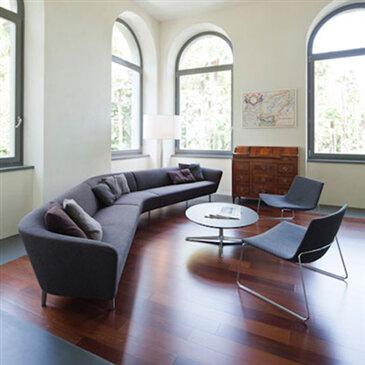 Loop modular sofa