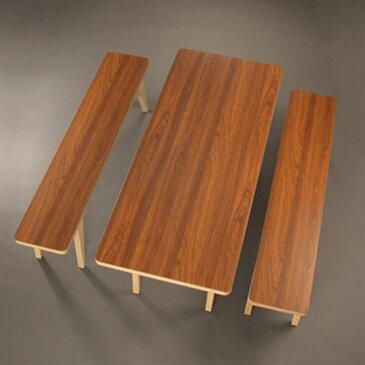 Osprey School bench table