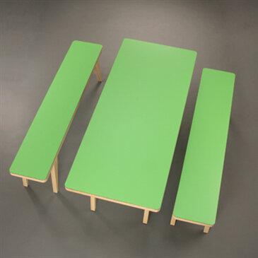 Osprey School bench table