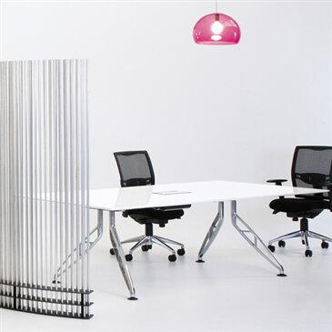 Trapeze Meeting Table