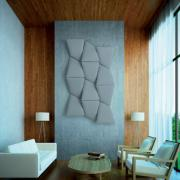 Flap Acoustic panels
