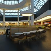 Intu Lakeside shopping centre food court