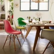 Eames Plastic Armchairs