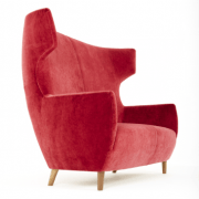 Hardy Wingback Sofa
