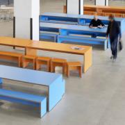 Cheek School Bench