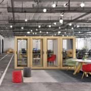 Residence Work telephone pod