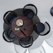 Fan Dining Table