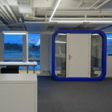 Office pod 1.1 as internal room
