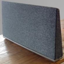 Nomad - grey desktop screen