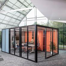 Hoozone large meeting pod