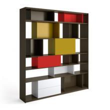 Stack modular storage