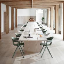 Axyl dining chairs