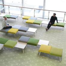 HM101 Public Seating System, by Massimo Mariani